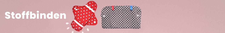 Stoffbinden-Taschen