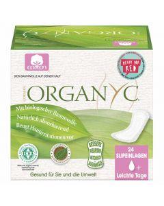 Organyc Bio-Slipeinlagen to go