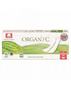 Organyc Bio-Slipeinlagen Maxi - extra lang