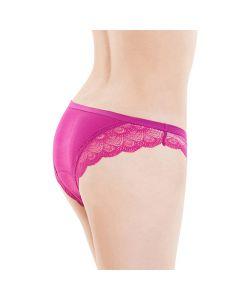 Periodenslip Flamingo - Pinke Welle